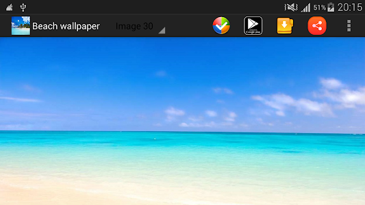 Beach Wallpaper screenshot 3