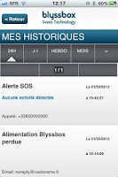 Screenshot of Blyssbox : La Maison connectée