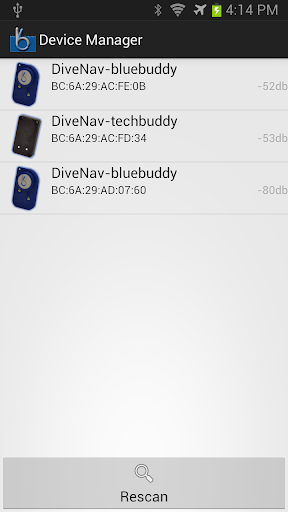 My bluebuddy