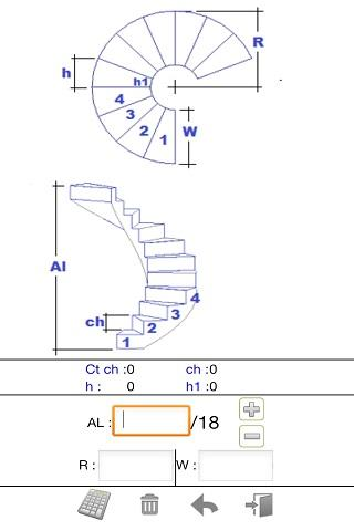 Stair Calculator Free - Android Apps on Google Play