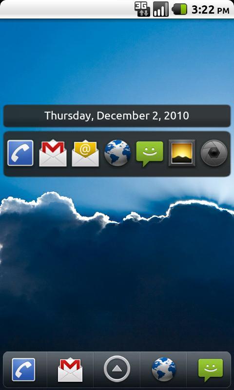 Quick Apps - screenshot
