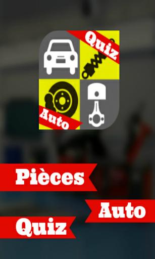 Quiz Pièces Automobile