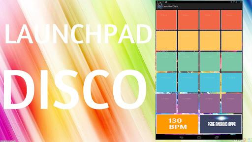 Launchpad Disco