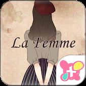 ★FREE THEMES★La Femme