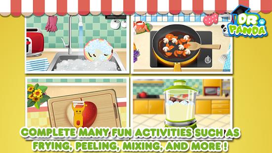 Dr. Panda's Restaurant - Free - screenshot thumbnail