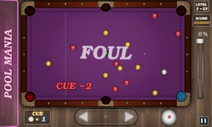 Pool Mania screenshot for Android