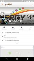 Screenshot of ENERGY SPORT