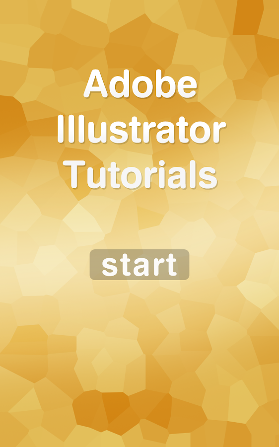Tutorials for Illustrator- screenshot