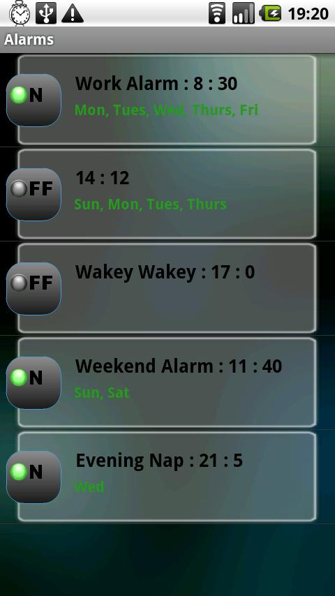 Ingenious Alarm - screenshot