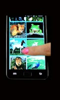 Screenshot of Touch Animals
