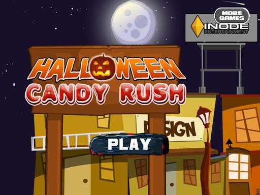 Halloween Candy Rush