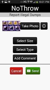 NoThrow- screenshot thumbnail