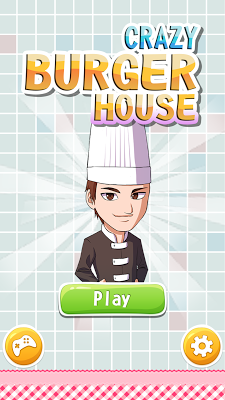 Crazy Burger House - screenshot