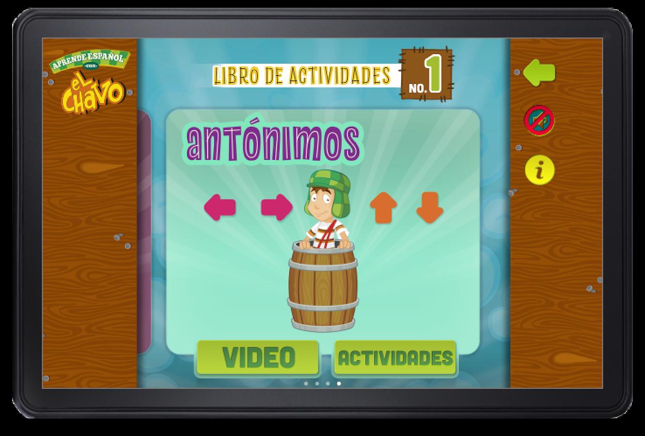 Aprende espa 241 ol con el chavo android apps on google play