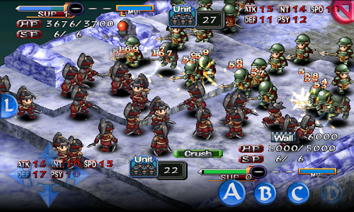 SRPG Generation of Chaos v1.7