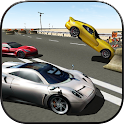 Highway Impossible 3D Race Pro icon