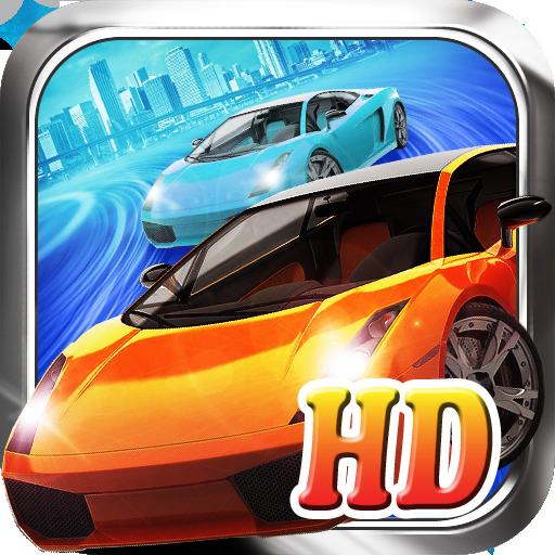 赛车游戏のシティレーシング GP (City Racing GP) LOGO-HotApp4Game