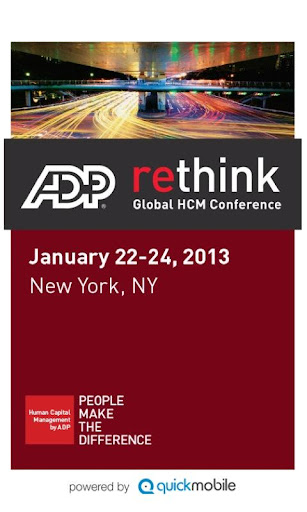 ReThink Global HCM Conference