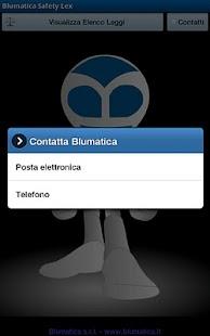 Blumatica Safety Lex- screenshot thumbnail