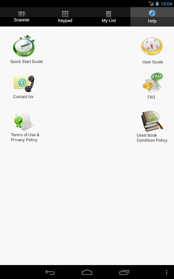 Cash4Books® Sell Textbooks- screenshot