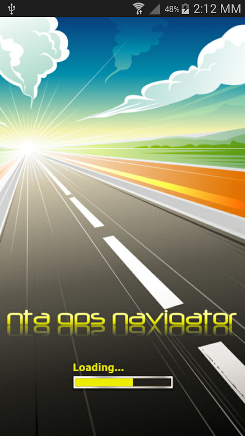 NTA GPS Navigation Free - screenshot