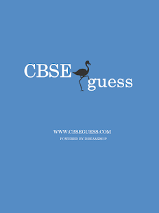 CBSE Guess- screenshot thumbnail
