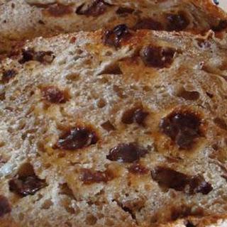 Easiest Cinnamon Raisin Bread Ever.
