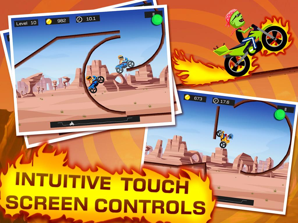 Top Bike - screenshot