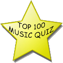 Top 100 Music Quiz logo