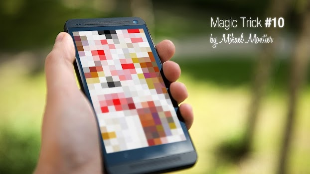 Magic Trick #10