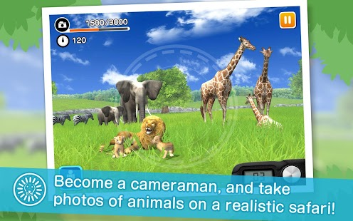 RealSafari - Find the animal- screenshot thumbnail