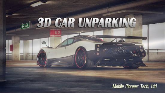 Unpark The Car Game