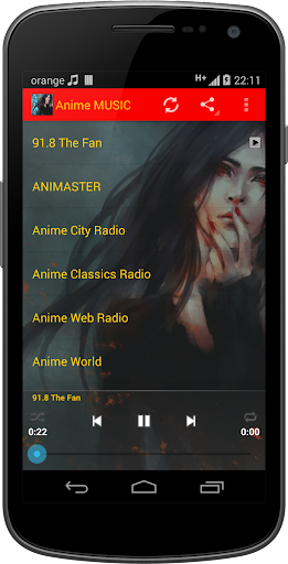 Anime MUSIC RADIO