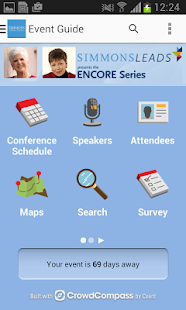 Simmons Leadership Conference- screenshot thumbnail