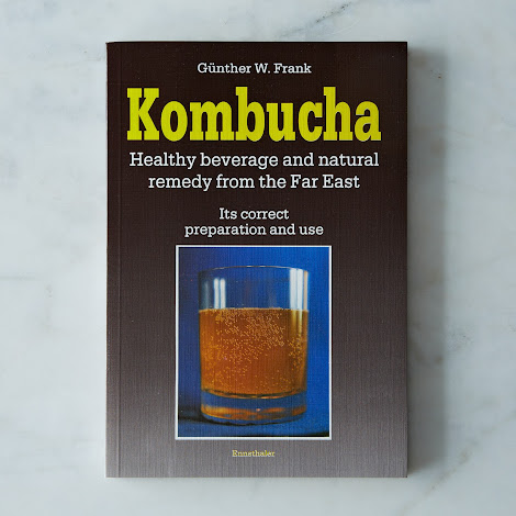 Kombucha: Healthy Beverage and Natural Remedy from the Far East