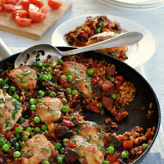 Mid Week Paella Recipe