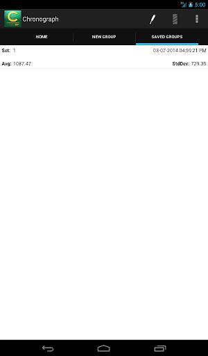 玩免費運動APP|下載Caldwell Ballistic Chronograph app不用錢|硬是要APP