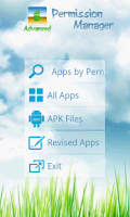Screenshot of Advanced Permission Manager