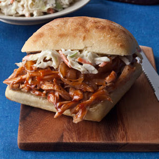 BBQ Chicken Sandwiches.