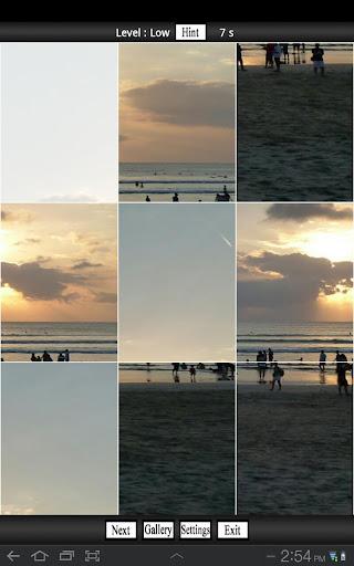 Bali Beach Puzzle