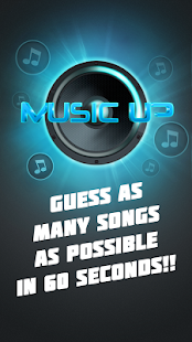 MusicUp - screenshot thumbnail