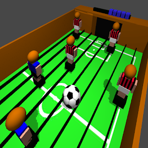 Slide It Soccer 3d for PC and MAC