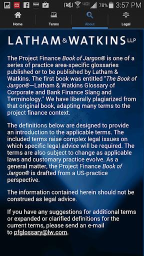 【免費書籍App】The Book of Jargon® - PF-APP點子