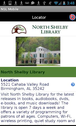 玩教育App|North Shelby Library On The Go免費|APP試玩
