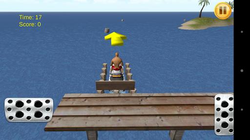 Water Bike Simulator 3D