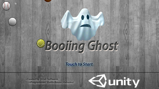Booing Ghost