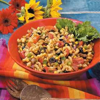 Southwestern Macaroni Salad.