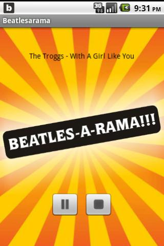Beatlesarama!!! for HTC - screenshot