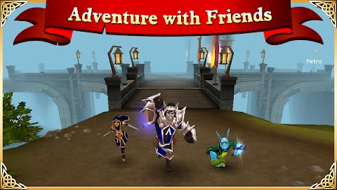 Arcane Legends: MMO RPG Screenshot 2