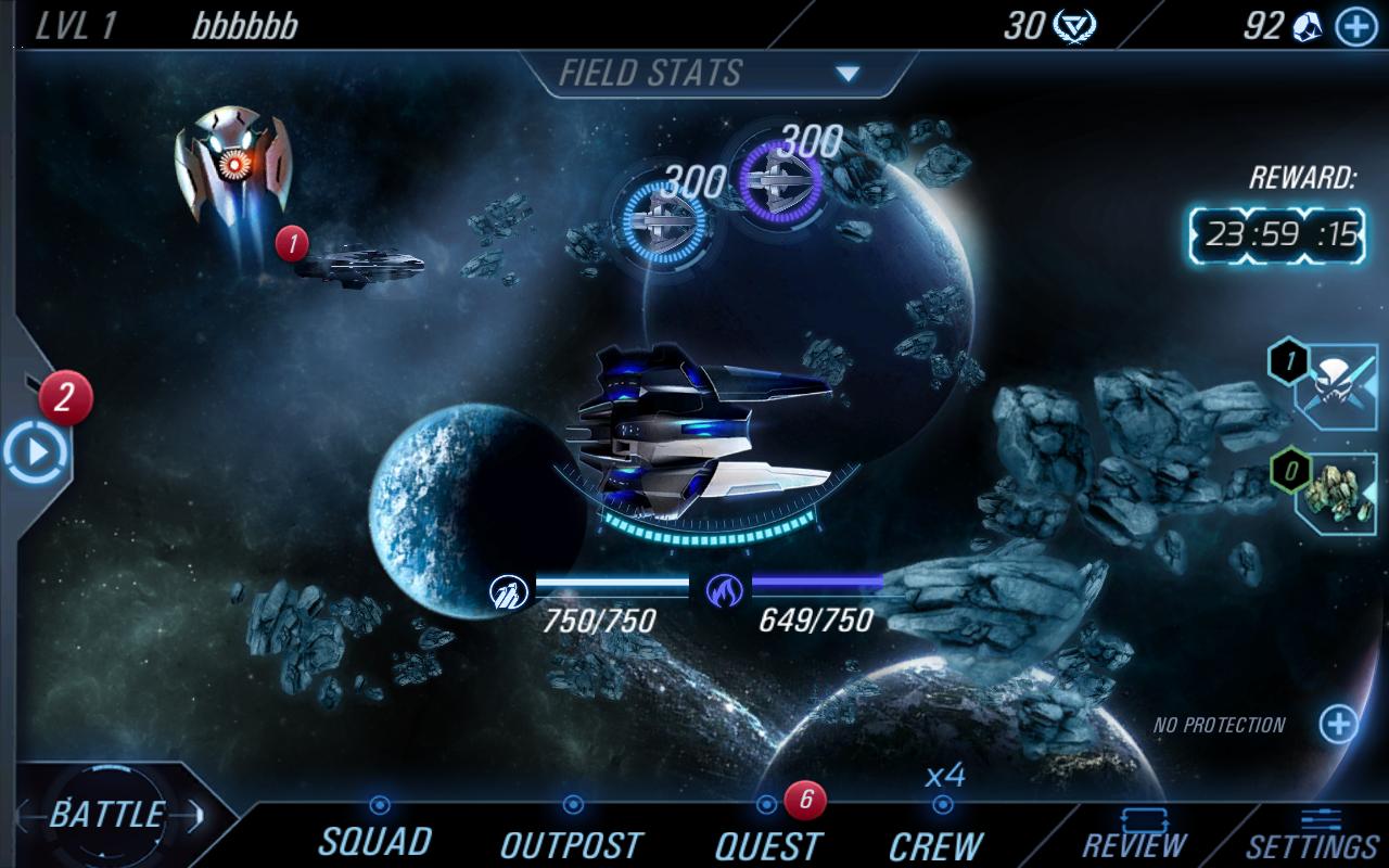 Space Pirates: Final Battle - screenshot